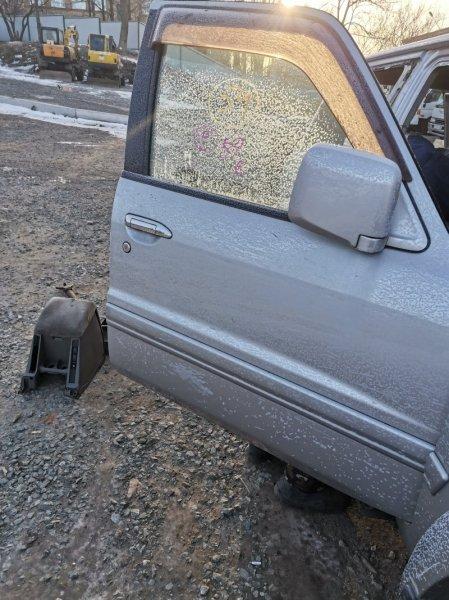 Дверь Nissan Safari WTY61 ZD30 передняя правая