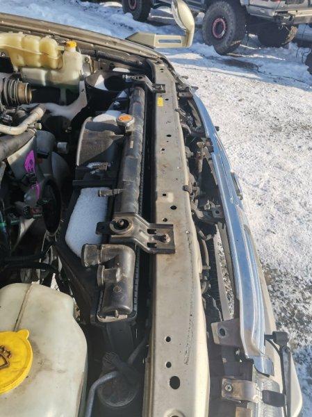 Радиатор основной Nissan Safari WTY61 ZD30