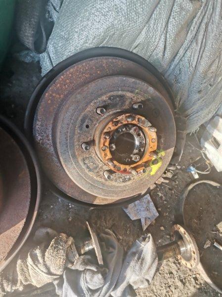 Тормозной диск Toyota Land Cruiser 81 задний левый