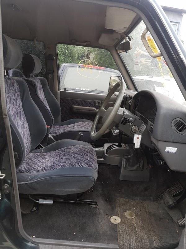 Торпедо Toyota Land Cruiser Prado KJZ78