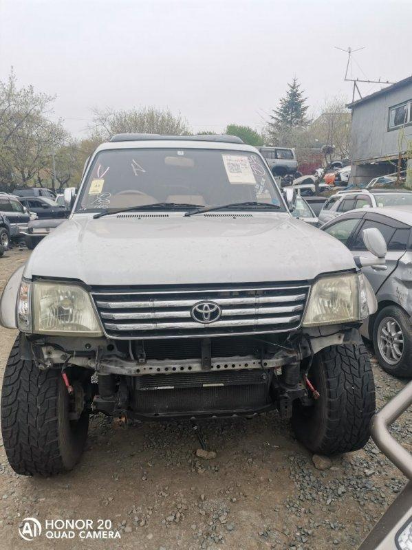 Радиатор основной Toyota Land Cruiser Prado RZJ95 3RZ-FE 2000