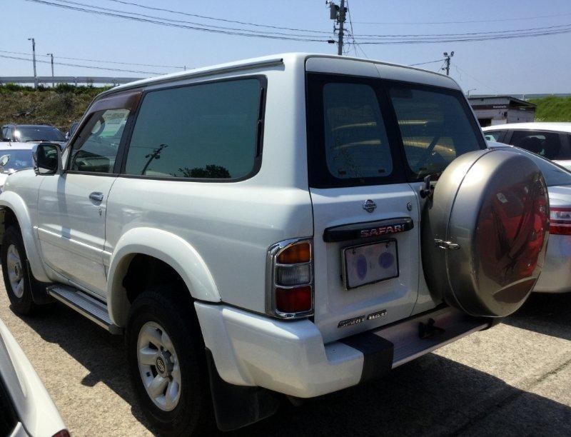 Кузов Nissan Safari WYY61 RD28-ETI