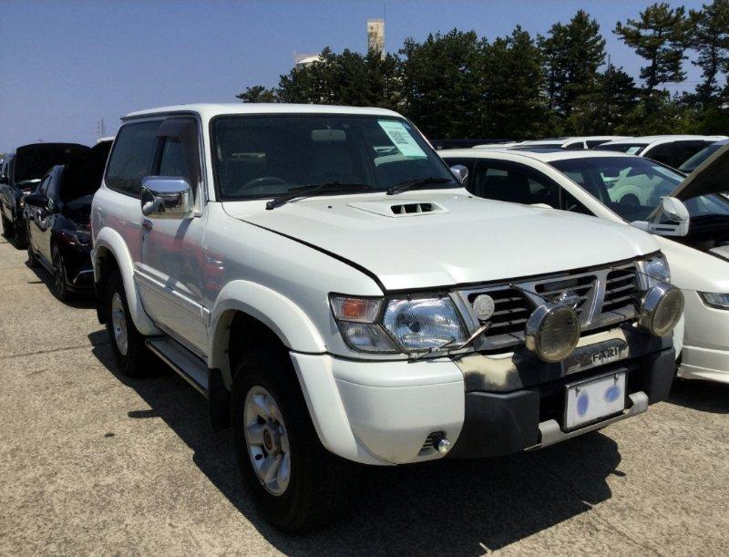 Рулевой редуктор Nissan Safari WYY61 RD28-ETI