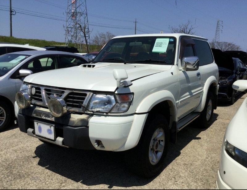 Рама Nissan Safari WYY61 RD28-ETI