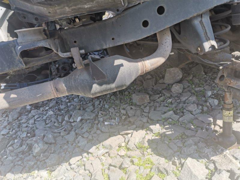 Глушитель Toyota Hilux Surf 215 задний