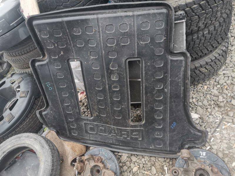 Коврик в багажник Toyota Land Cruiser Prado 120