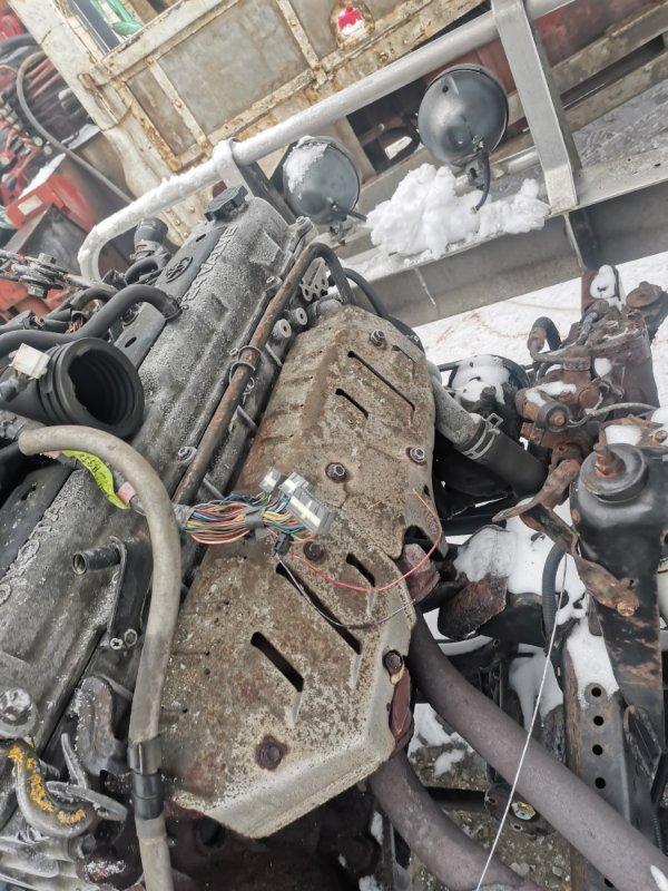 Двигатель Toyota Land Cruiser FZJ80 1FZ