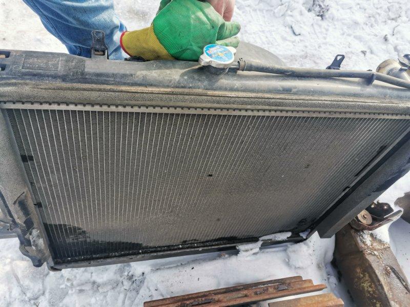 Радиатор основной Toyota Land Cruiser HDJ101 1HDFTE