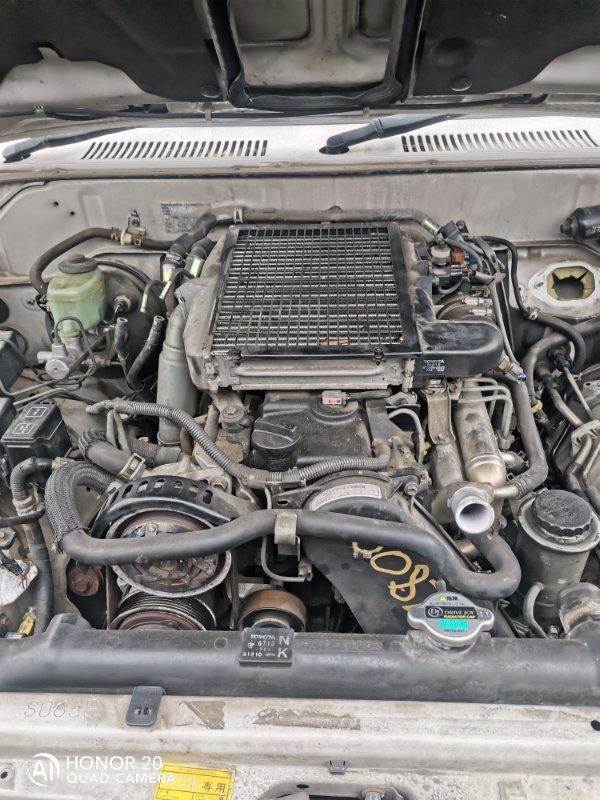Двигатель Toyota Land Cruiser Prado 9 1KD