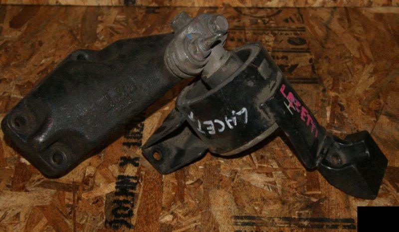 Подушка двигателя Chevrolet Lacetti F16D3 передняя левая