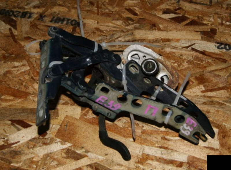Петля капота Bmw 5 Series E39 M52B25
