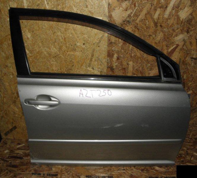 Дверь Toyota Avensis AZT250 1AZFSE передняя правая