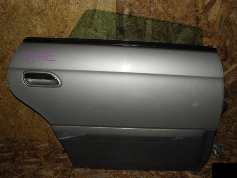 Дверь Subaru Legacy Lancaster BHE EZ30 задняя правая