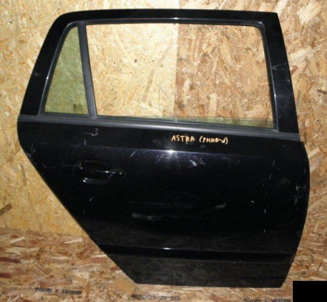 Дверь Opel Astra ASTRA H Z18XE задняя правая