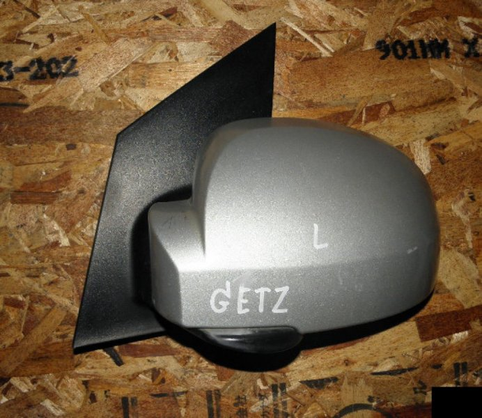 Зеркало Hyundai Getz TB G4EA левое