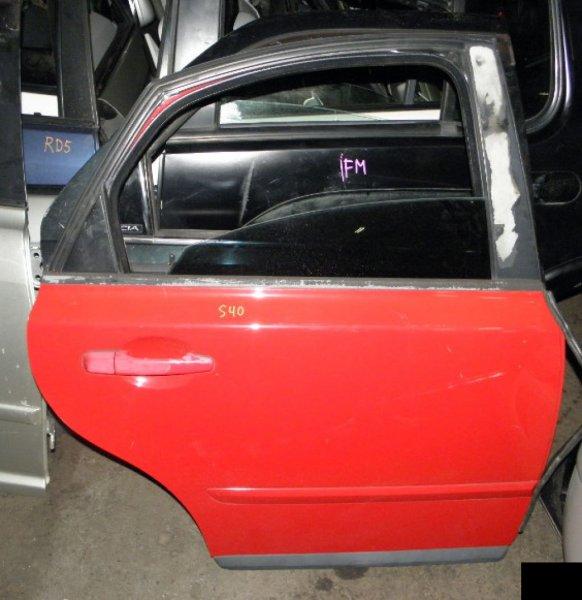 Дверь Volvo S40 B5244S задняя правая