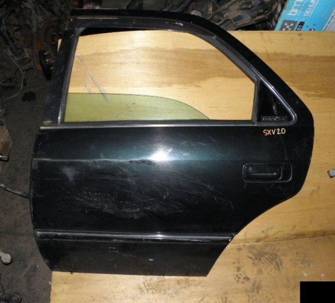 Дверь Toyota Camry Gracia SXV20 5SFE задняя левая