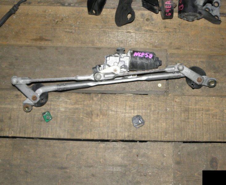 Трапеция дворников Toyota Probox NCP59 1NZFE