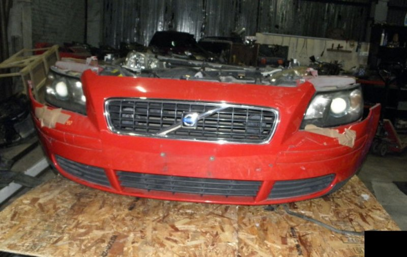 Nose cut Volvo S40 B5244S