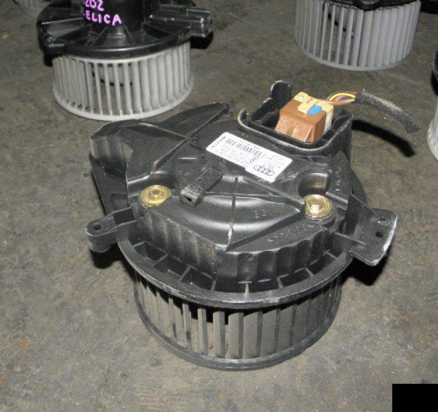 Мотор печки Audi A4 B6 AMB