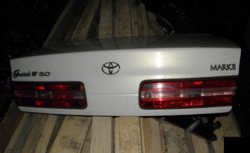 Крышка багажника Toyota Mark Ii JZX100 1JZGE