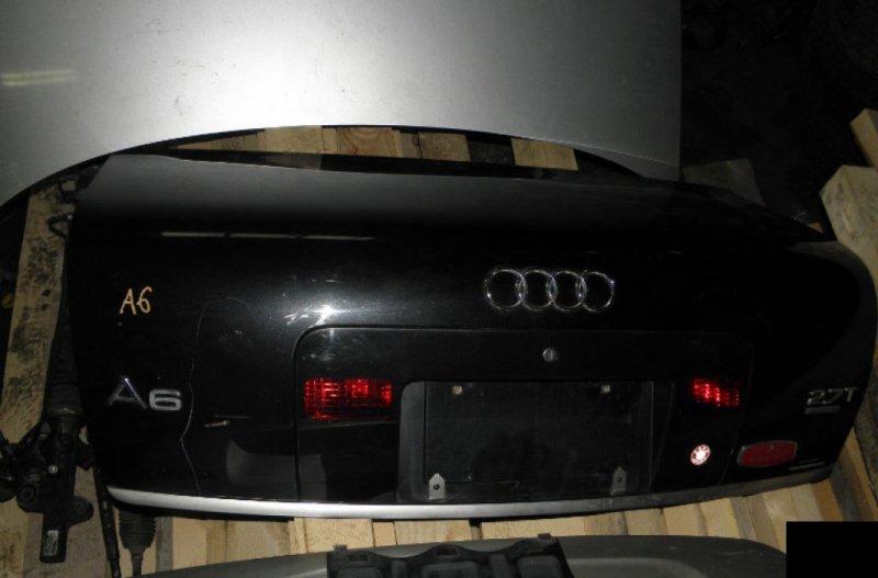 Крышка багажника Audi A6 C5 ARE