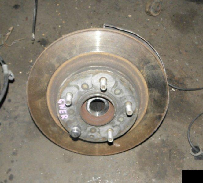 Ступица Mazda Capella GWER FS задняя левая