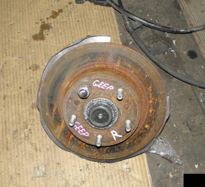 Ступица Mazda Cronos GEEP KFZE задняя правая