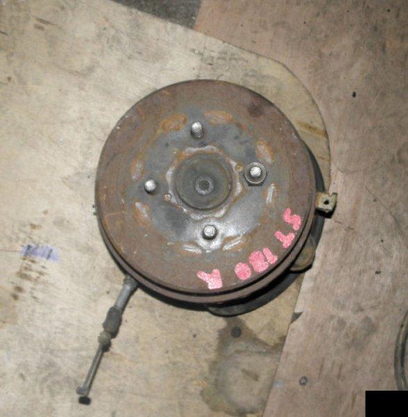Ступица Toyota Corona Exiv ST180 4SFI задняя правая