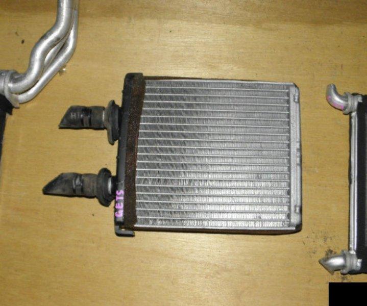 Радиатор печки Hyundai Getz TB G4EA