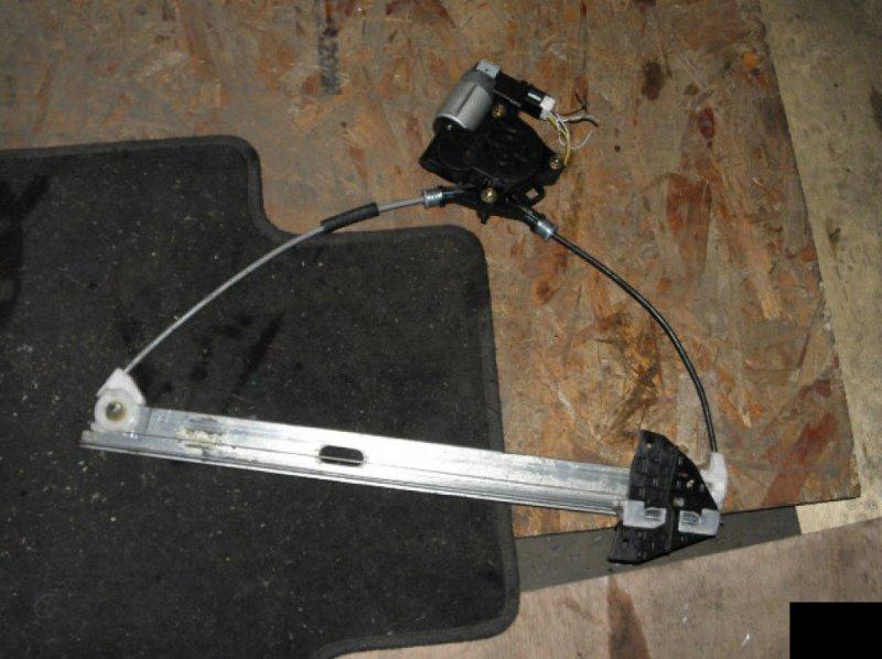 Стеклоподъемник Mazda Axela BKEP LFVE передний правый