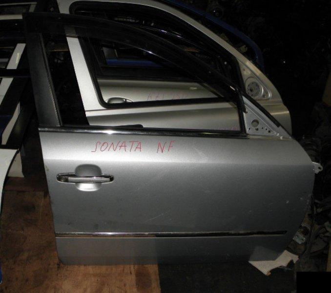 Дверь Hyundai Sonata Nf G4KC передняя правая