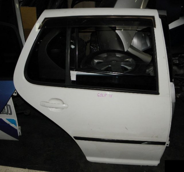 Дверь Volkswagen Golf IV BBY задняя правая