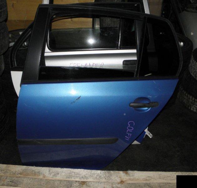 Дверь Volkswagen Golf V AXW задняя левая