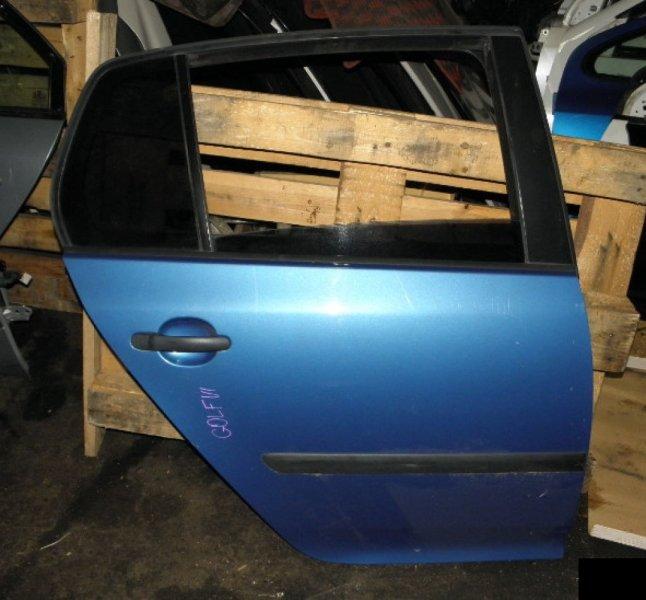 Дверь Volkswagen Golf V AXW задняя правая