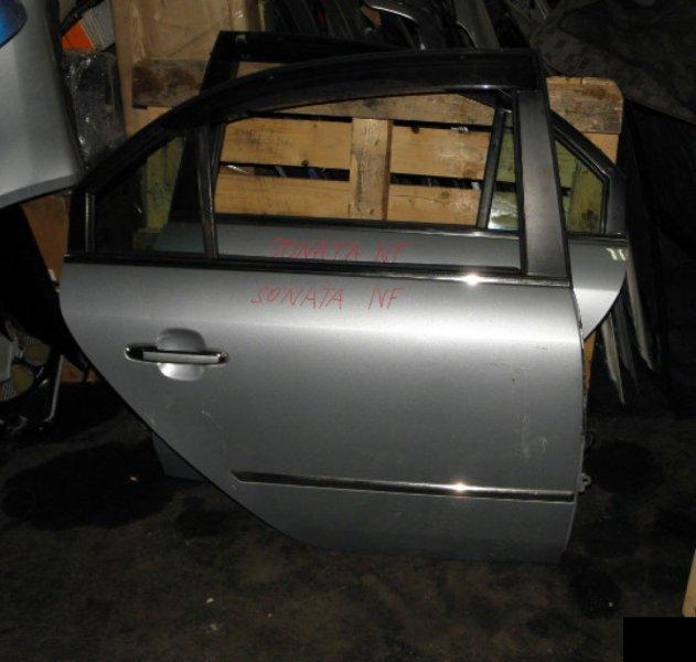 Дверь Hyundai Sonata Nf G4KC задняя правая