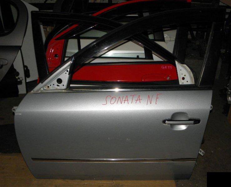 Дверь Hyundai Sonata Nf G4KC передняя левая