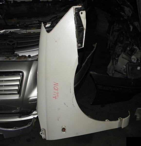 Крыло Toyota Allion ZZT240 1ZZFE переднее правое