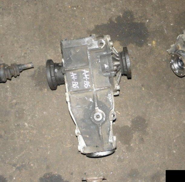 Редуктор Audi A4 B6 AMB задний