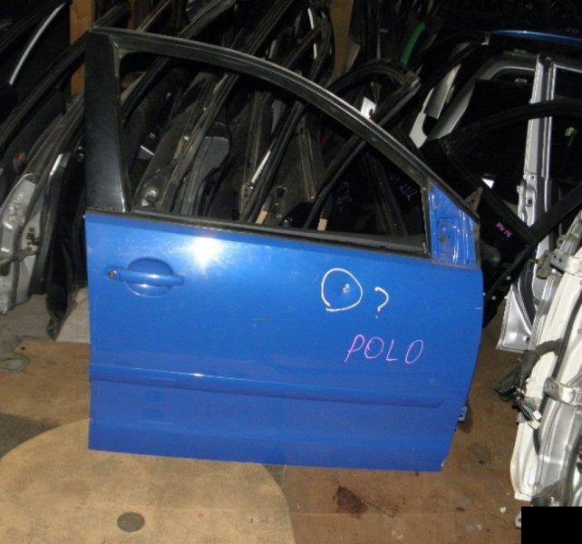 Дверь Volkswagen Polo POLO IV BBY передняя правая