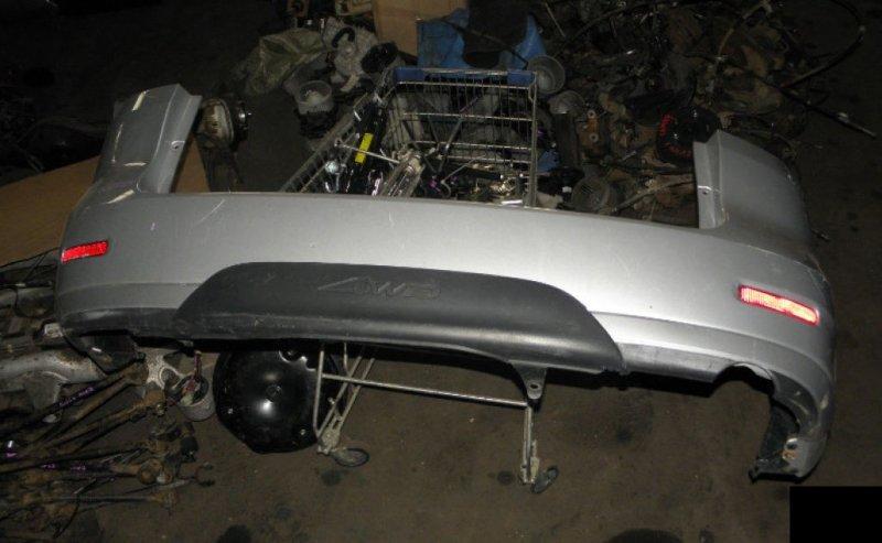 Бампер Toyota Corolla Spacio ZZE124 1ZZFE задний
