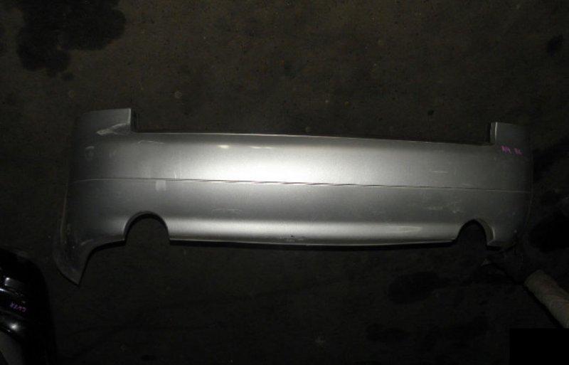 Бампер Audi A4 B6 AMB задний