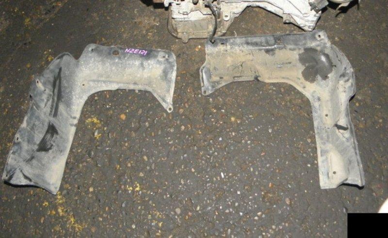 Защита двс Toyota Corolla NZE121 1NZFE