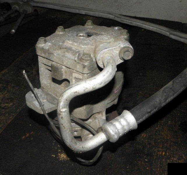 Компрессор кондиционера Toyota Duet M110A EJVE