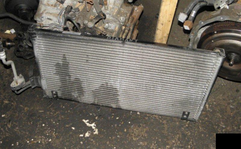 Радиатор кондиционера Mitsubishi Diamante F12A 6A12