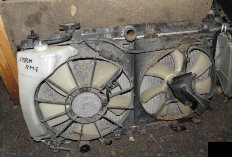 Радиатор двс Honda Stream RN6 R18A