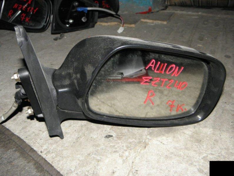 Зеркало Toyota Allion ZZT240 1ZZFE правое