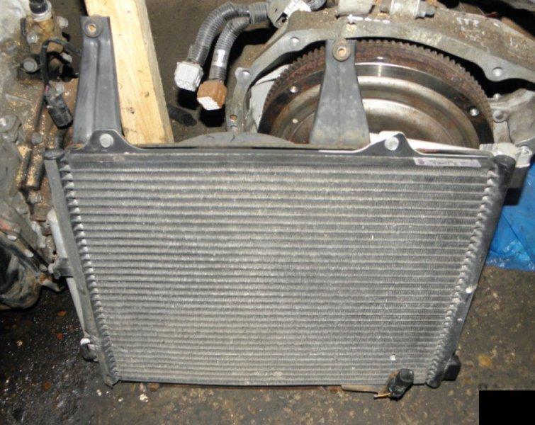Радиатор кондиционера Suzuki Chevrolet Cruze HR81S M15A