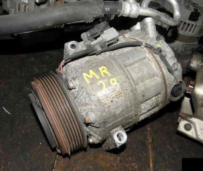 Компрессор кондиционера Nissan Lafesta NB30 MR20DE