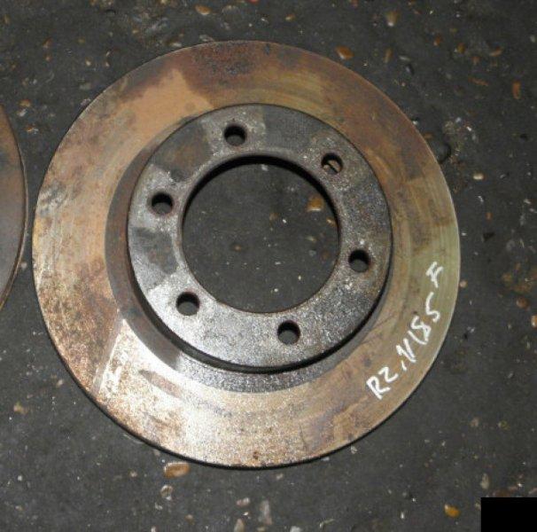 Тормозной диск Toyota Hilux Surf RZN185 3RZFE передний